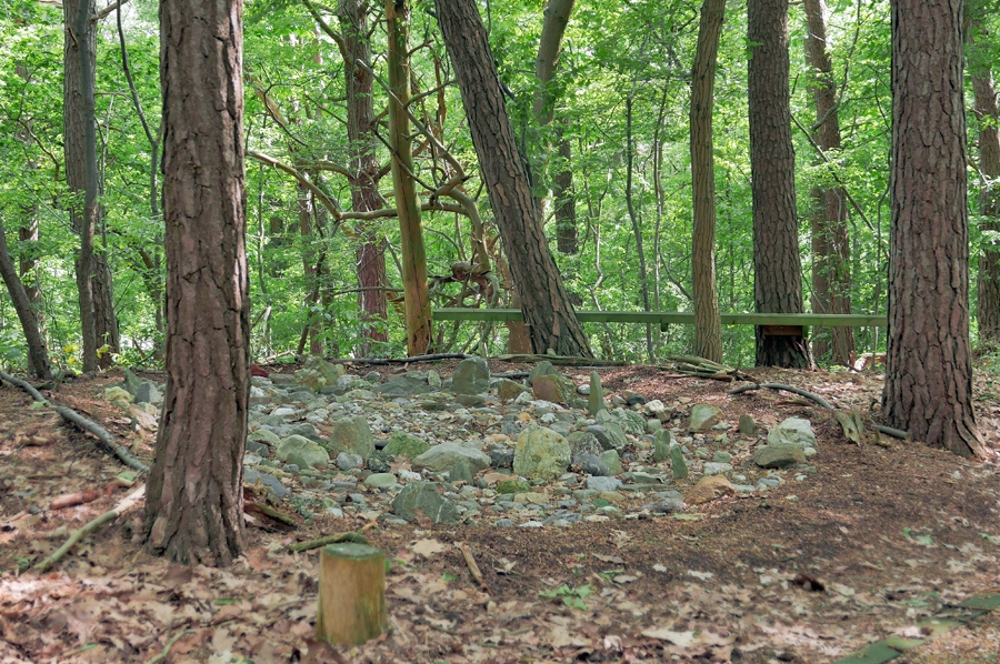 Gathering of memorial stones'17
